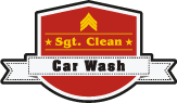 Sgt. Clean Car Wash Logo